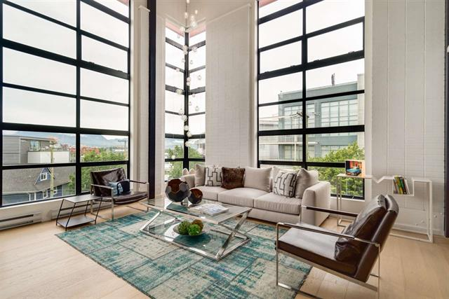 301-272 East 4th Avenue - Mount Pleasant VE Apartment/Condo for sale, 2 Bedrooms (R2180389)