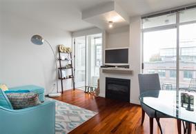 307- 2055 Yukon Street, Vancouver - False Creek Apartment/Condo for sale, 1 Bedroom (R2162507)