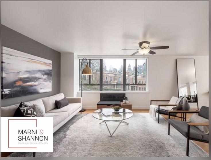 709-1445 Marpole Avenue - Fairview VW Apartment/Condo for sale, 2 Bedrooms (R2342253)