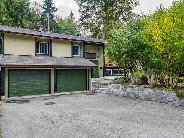 4041 MT SEYMOUR PARKWAY - Dollarton House/Single Family for sale, 6 Bedrooms (R2003051)