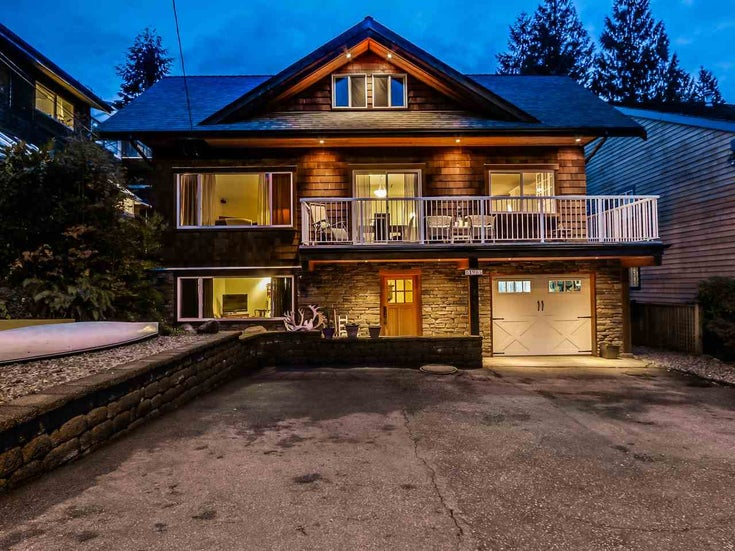 1985 EASTLEIGH LANE - Deep Cove House/Single Family for sale, 5 Bedrooms (R2011054)