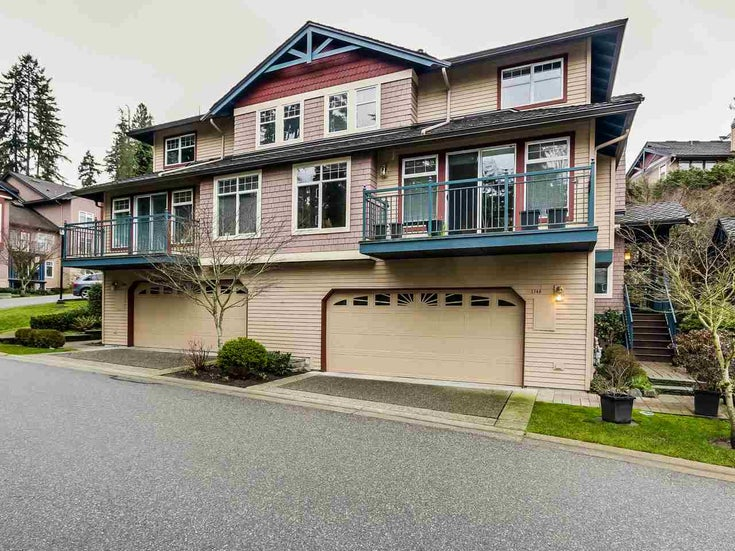 1148 STRATHAVEN DRIVE - Northlands Townhouse for sale, 4 Bedrooms (R2031838)