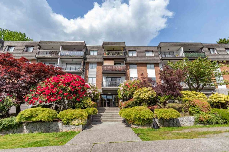 224 340 W 3RD STREET - Lower Lonsdale Apartment/Condo for sale, 1 Bedroom (R2456907)