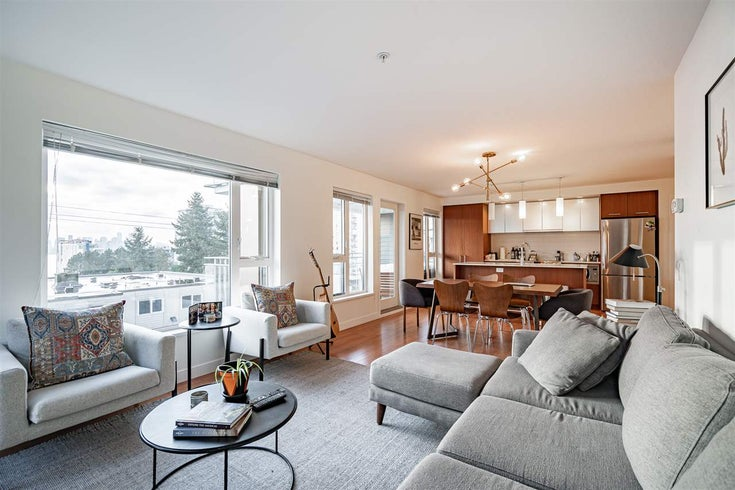 317 221 E 3rd Street - Lower Lonsdale Apartment/Condo for sale, 2 Bedrooms (R2506575)