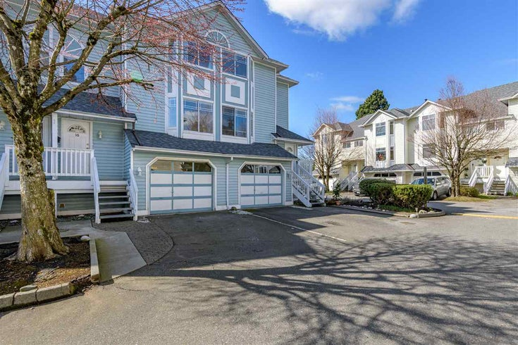 15 15550 89 AVENUE - Fleetwood Tynehead Townhouse for sale, 3 Bedrooms (R2556986)