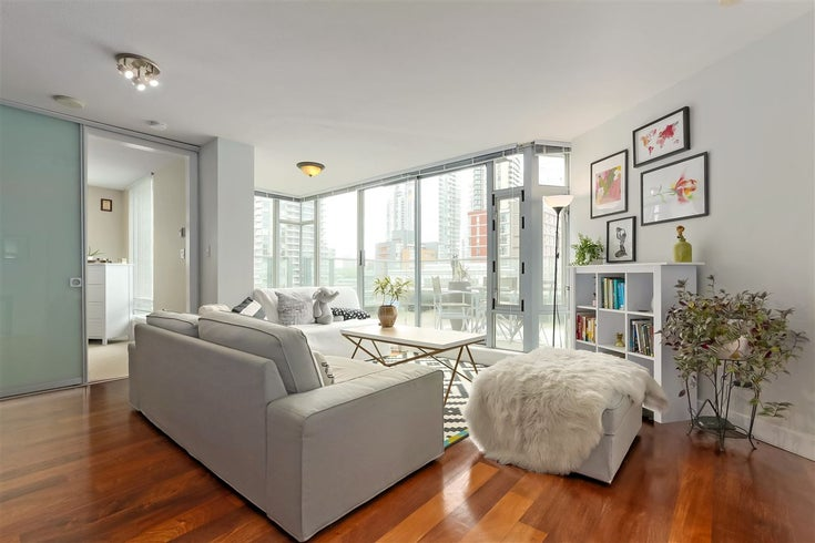 602 1255 SEYMOUR STREET - Downtown VW Apartment/Condo for sale, 2 Bedrooms (R2372089)