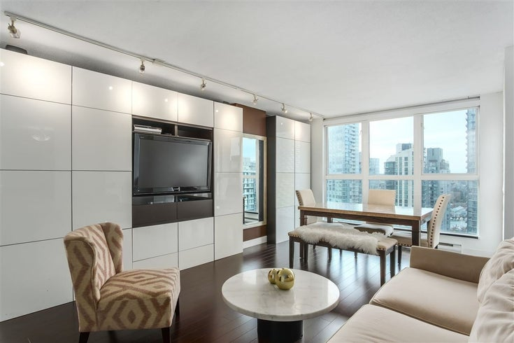 1808 1238 SEYMOUR STREET - Downtown VW Apartment/Condo for sale, 1 Bedroom (R2443027)