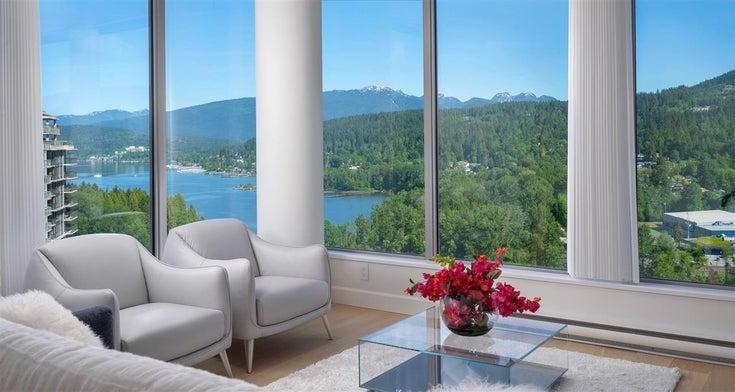 2303 301 CAPILANO ROAD - Port Moody Centre Apartment/Condo for sale, 2 Bedrooms (R2498363)