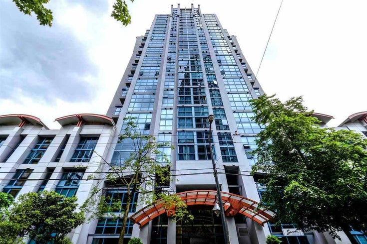 1808 1238 SEYMOUR STREET - Downtown VW Apartment/Condo for sale, 1 Bedroom (R2503516)