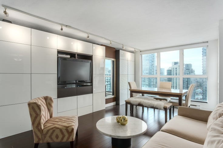 1808 1238 SEYMOUR STREET - Downtown VW Apartment/Condo for sale, 1 Bedroom (R2471510)