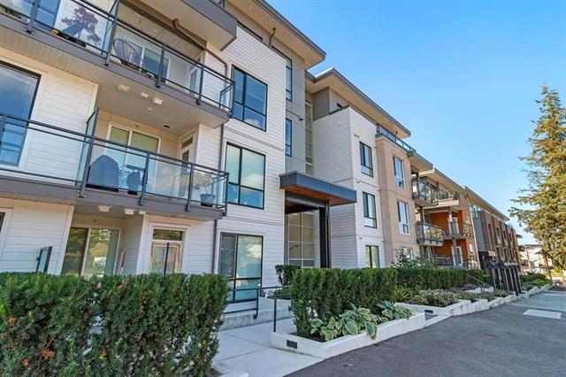 206 625 E 3RD STREET - Lower Lonsdale Apartment/Condo for sale, 2 Bedrooms (R2494245)