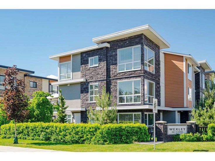 13 20857 77A AVENUE - Willoughby Heights Townhouse for sale, 3 Bedrooms (R2591298)