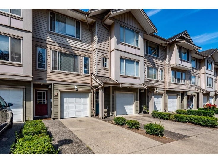 8 5388 201A STREET - Langley City Townhouse for sale, 2 Bedrooms (R2606148)