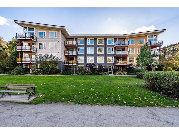 402 23255 BILLY BROWN ROAD - Fort Langley Apartment/Condo for sale, 2 Bedrooms (R2624440)