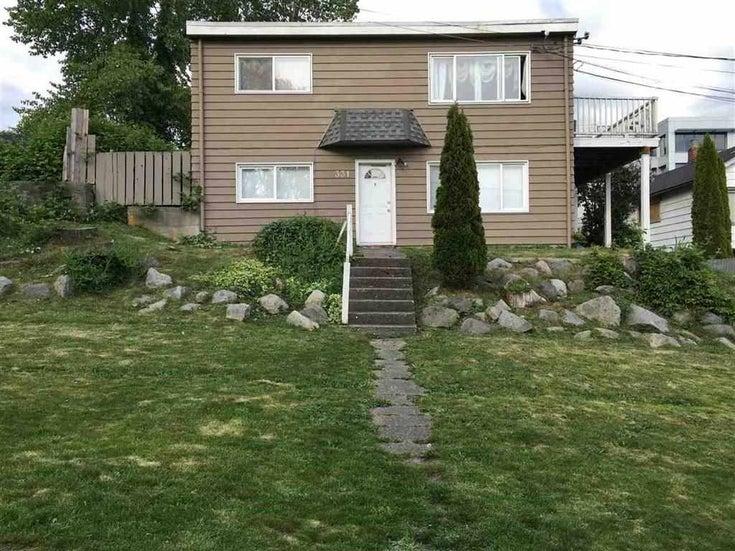 331 THIRTEENTH STREET - Uptown NW Fourplex for sale, 7 Bedrooms (R2352718)
