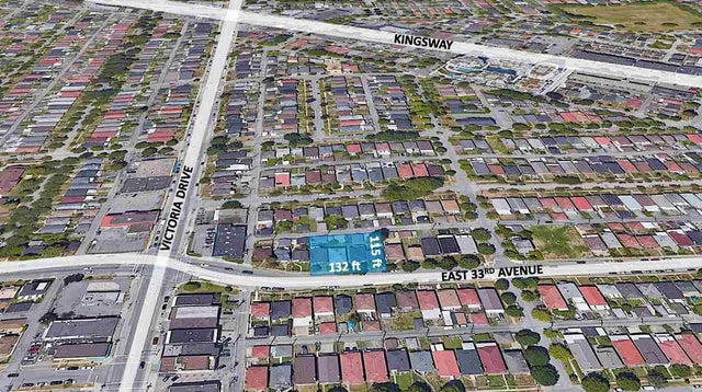 2055 E 33RD AVENUE - Victoria VE House/Single Family for sale, 4 Bedrooms (R2553067)