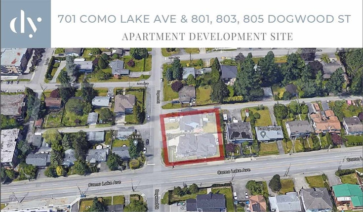 701 COMO LAKE AVENUE - Coquitlam West 1/2 Duplex for sale, 3 Bedrooms (R2582197)
