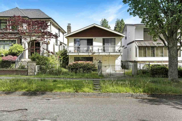 4565 W 9TH AVENUE - Point Grey House/Single Family for sale, 5 Bedrooms (R2591596)