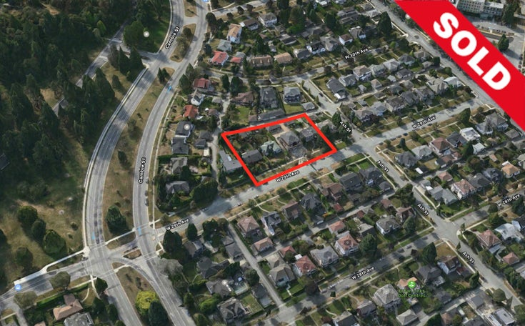 540, 550, 560, 580 W 29TH AVENUE - Cambie Land for sale