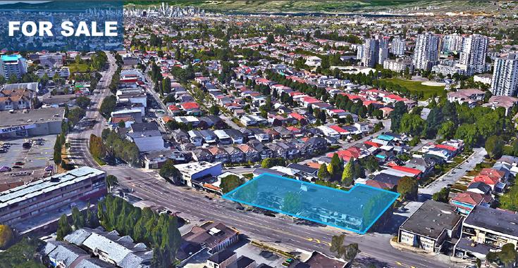 3479 - 3499 Kingsway - Collingwood VE Land for sale, 29 Bedrooms (Exclusive)