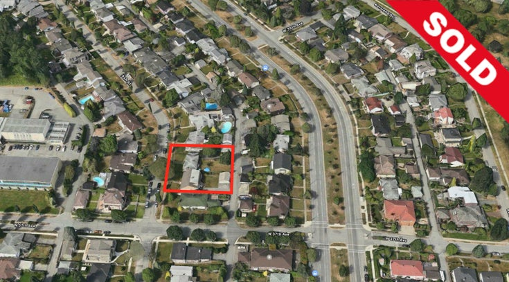 5250, 5270 ASH STREET - Cambie Land for sale