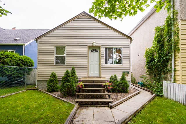 309 Melrose Avenue East - East Transcona HOUSE for sale, 2 Bedrooms (1718607)