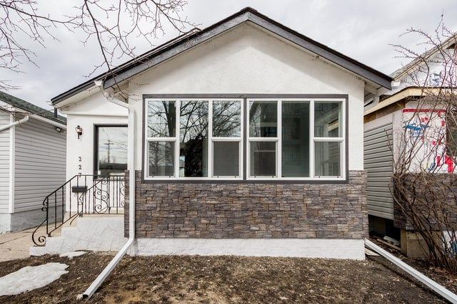 227 Melrose Avenue West - West Transcona HOUSE for sale, 2 Bedrooms (1706642)