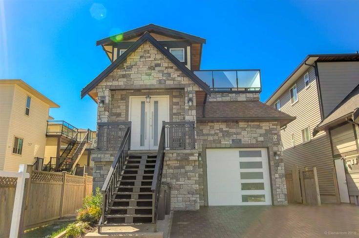 204 MABEL STREET - Queensborough House/Single Family for sale, 6 Bedrooms (R2493629)