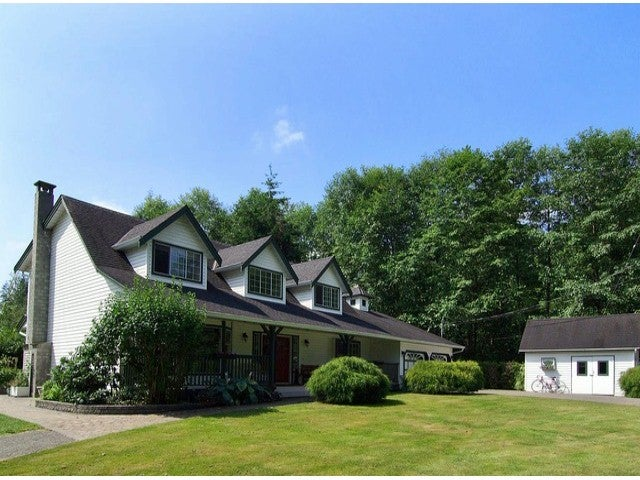 26210 72ND AV - County Line Glen Valley House with Acreage for sale, 4 Bedrooms (F1312480)