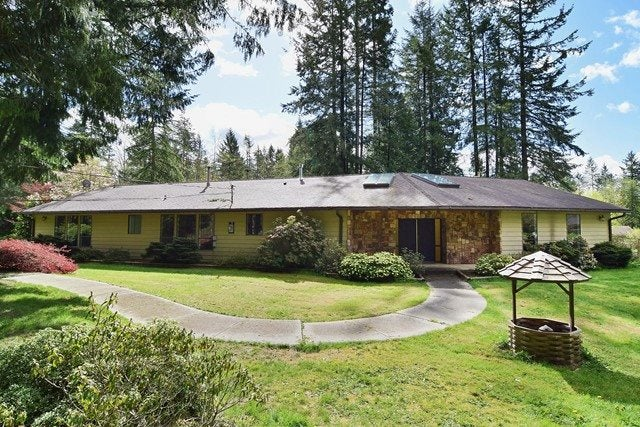 25282 76 AVENUE - County Line Glen Valley House with Acreage for sale, 3 Bedrooms (R2052673)
