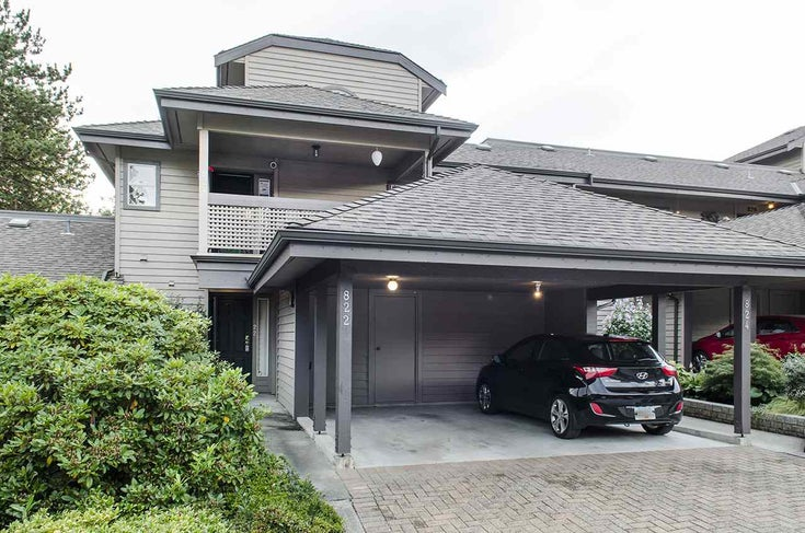 822 ROCHE POINT - Roche Point Townhouse for sale, 2 Bedrooms (R2323837)