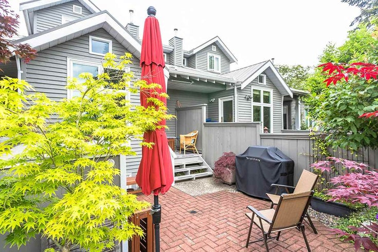 1585 BOWSER AVENUE - Norgate Townhouse for sale, 2 Bedrooms (R2465696)