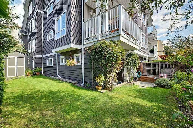 102 128 W 21ST STREET - Central Lonsdale Apartment/Condo for sale, 2 Bedrooms (R2547027)