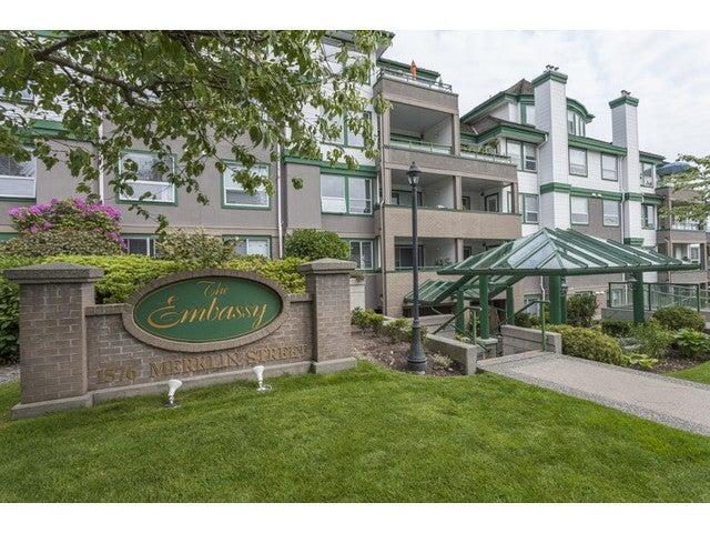 # 213 1576 MERKLIN ST - White Rock Apartment/Condo for sale, 1 Bedroom (F1441624)