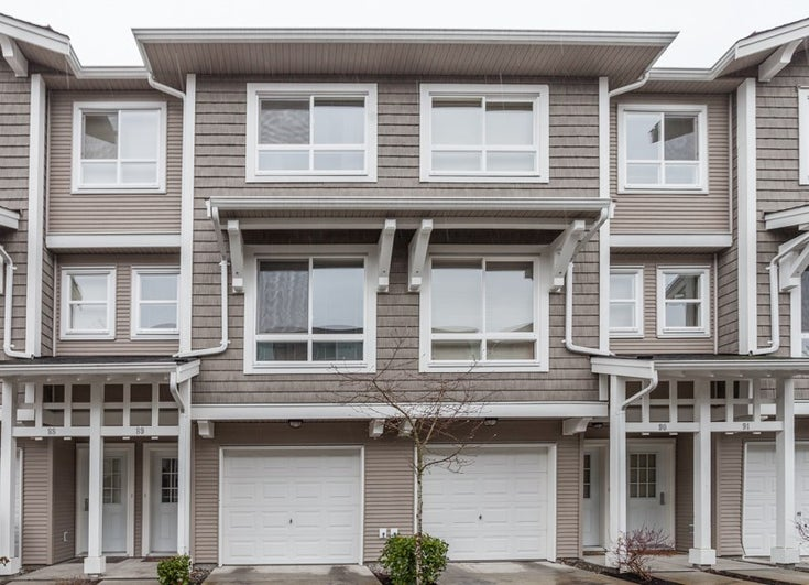 89 2729 158 STREET - Grandview Surrey Townhouse for sale, 3 Bedrooms (R2024726)