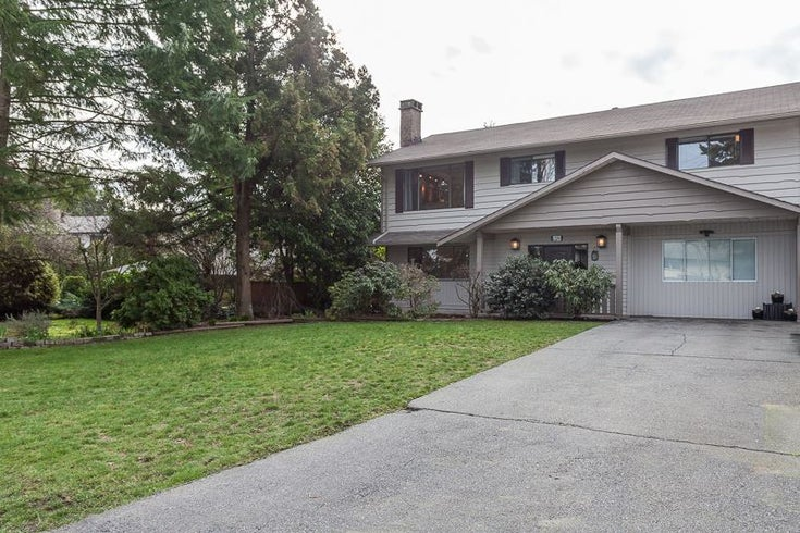 17246 62 AVENUE - Cloverdale BC House/Single Family for sale, 4 Bedrooms (R2038716)