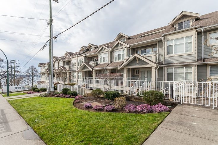 402 15621 MARINE DRIVE - White Rock Apartment/Condo for sale, 2 Bedrooms (R2041617)