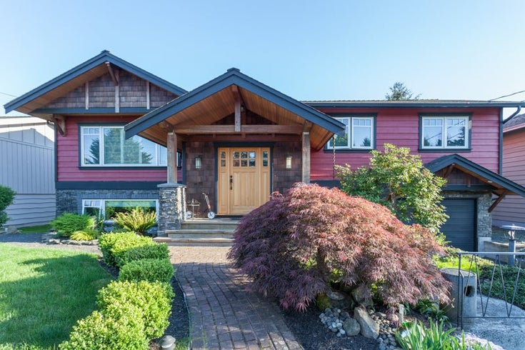 15480 OXENHAM AVENUE - White Rock House/Single Family for sale, 4 Bedrooms (R2062227)