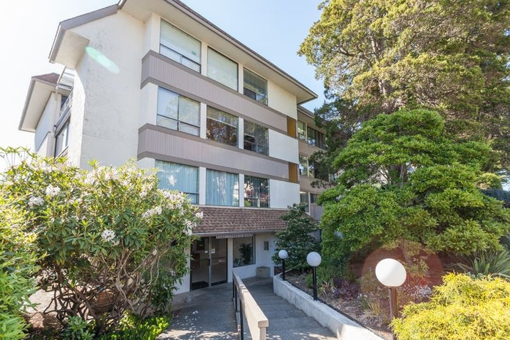 206 1341 FOSTER STREET - White Rock Apartment/Condo for sale, 2 Bedrooms (R2069090)
