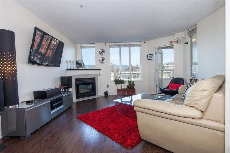 301 3440 W BROADWAY AVENUE - Kitsilano Apartment/Condo for sale, 1 Bedroom (R2136532)