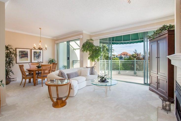 408 1765 MARTIN DRIVE - Sunnyside Park Surrey Apartment/Condo for sale, 1 Bedroom (R2336613)