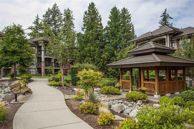 201 15155 36 AVENUE - Morgan Creek Apartment/Condo for sale, 2 Bedrooms (R2474133)