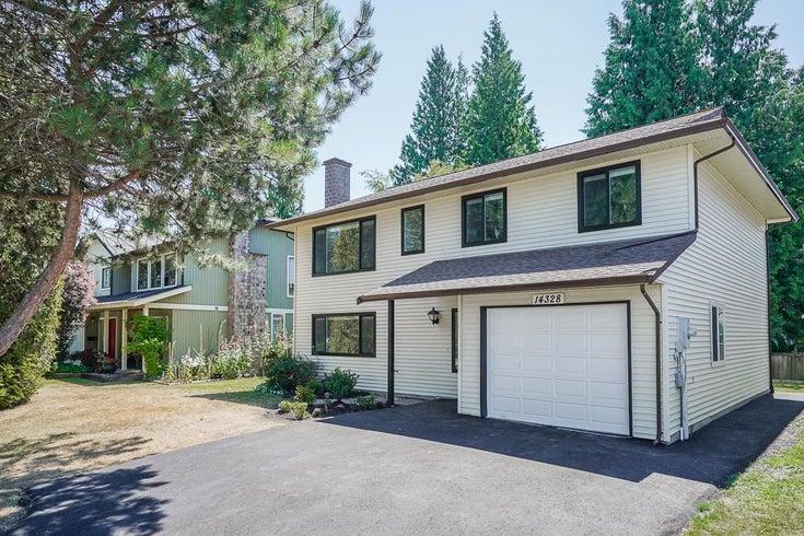 14328 18 AVENUE - Sunnyside Park Surrey House/Single Family for sale, 5 Bedrooms (R2603695)