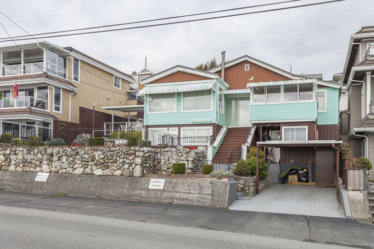 15319 MARINE DRIVE - White Rock House/Single Family for sale, 2 Bedrooms (R2001565)