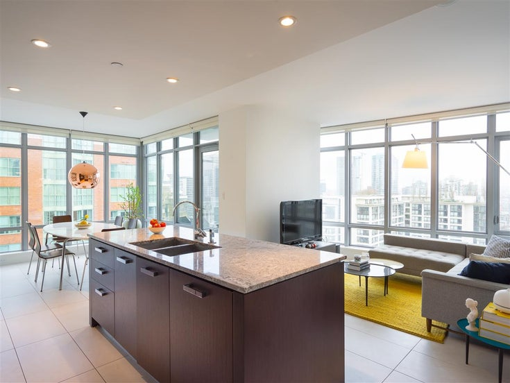 2408 1028 BARCLAY STREET - West End VW Apartment/Condo for sale, 2 Bedrooms (R2061423)