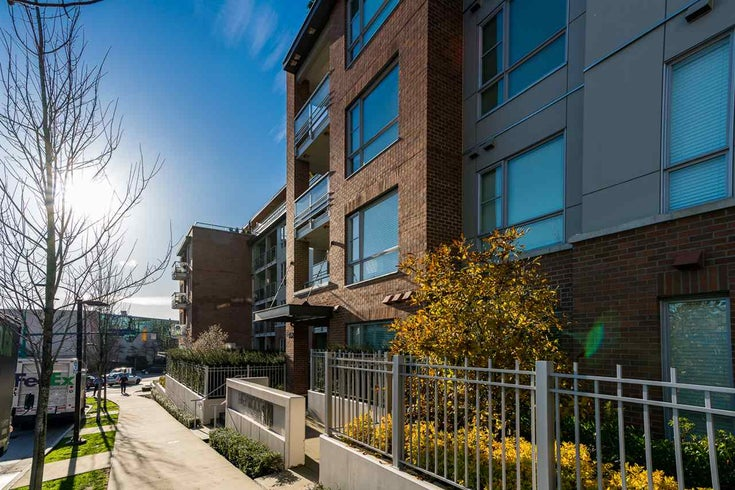215 1621 HAMILTON AVENUE - VNVHM Apartment/Condo for sale, 1 Bedroom (R2223503)