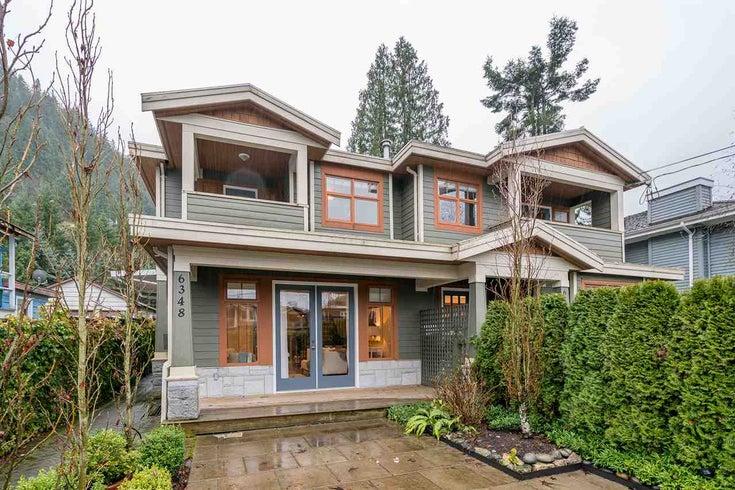6348 DOUGLAS STREET - Horseshoe Bay WV 1/2 Duplex for sale, 4 Bedrooms (R2234212)