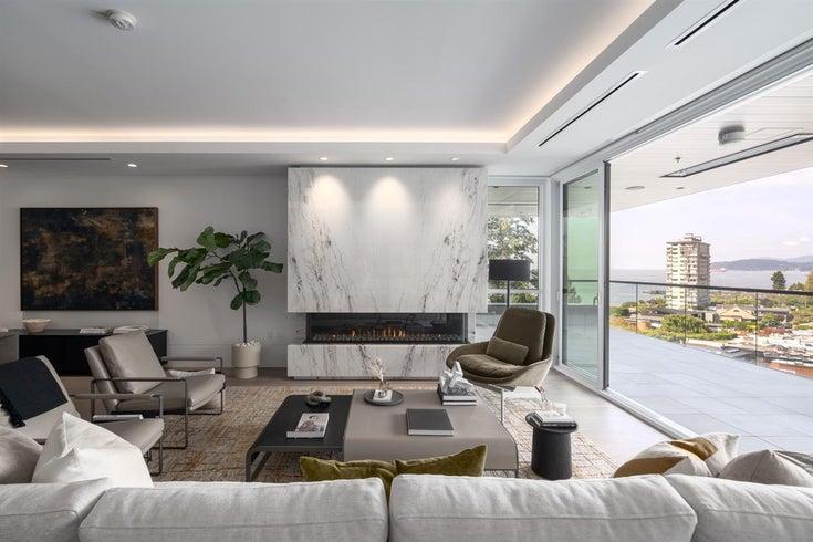 603 2289 BELLEVUE AVENUE - Dundarave Apartment/Condo for sale, 2 Bedrooms (R2499065)