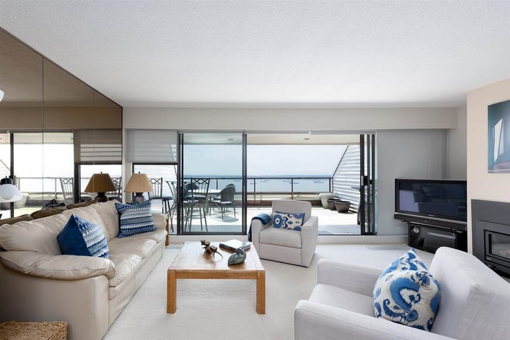 47 2250 FOLKESTONE WAY - Panorama Village Apartment/Condo for sale, 1 Bedroom (R2597069)