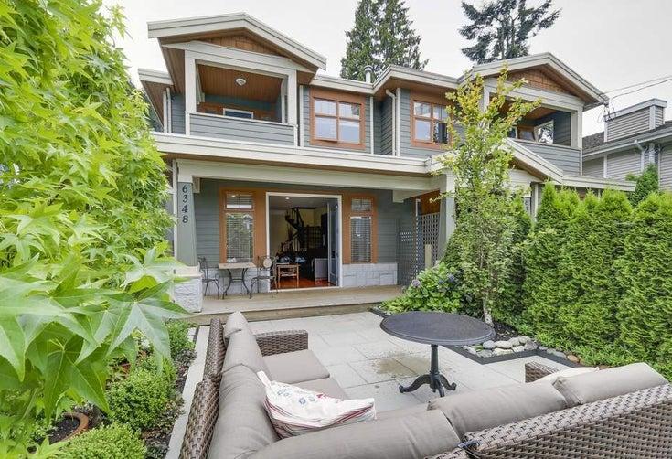 6348 Douglas Street West Vancouver - Horseshoe Bay WV Townhouse for sale, 4 Bedrooms (R2094751)
